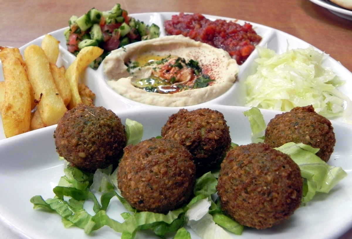 Is Falafel Vegan?